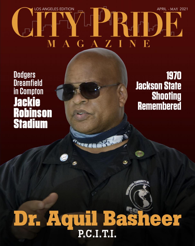 Dr. Aquil Basheer City Pride Magazine