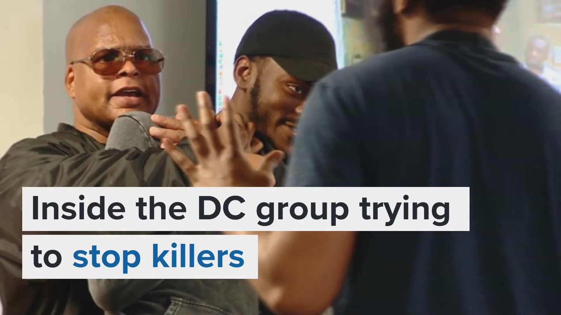 Inside the life of one of DC's most violent neighborhoods